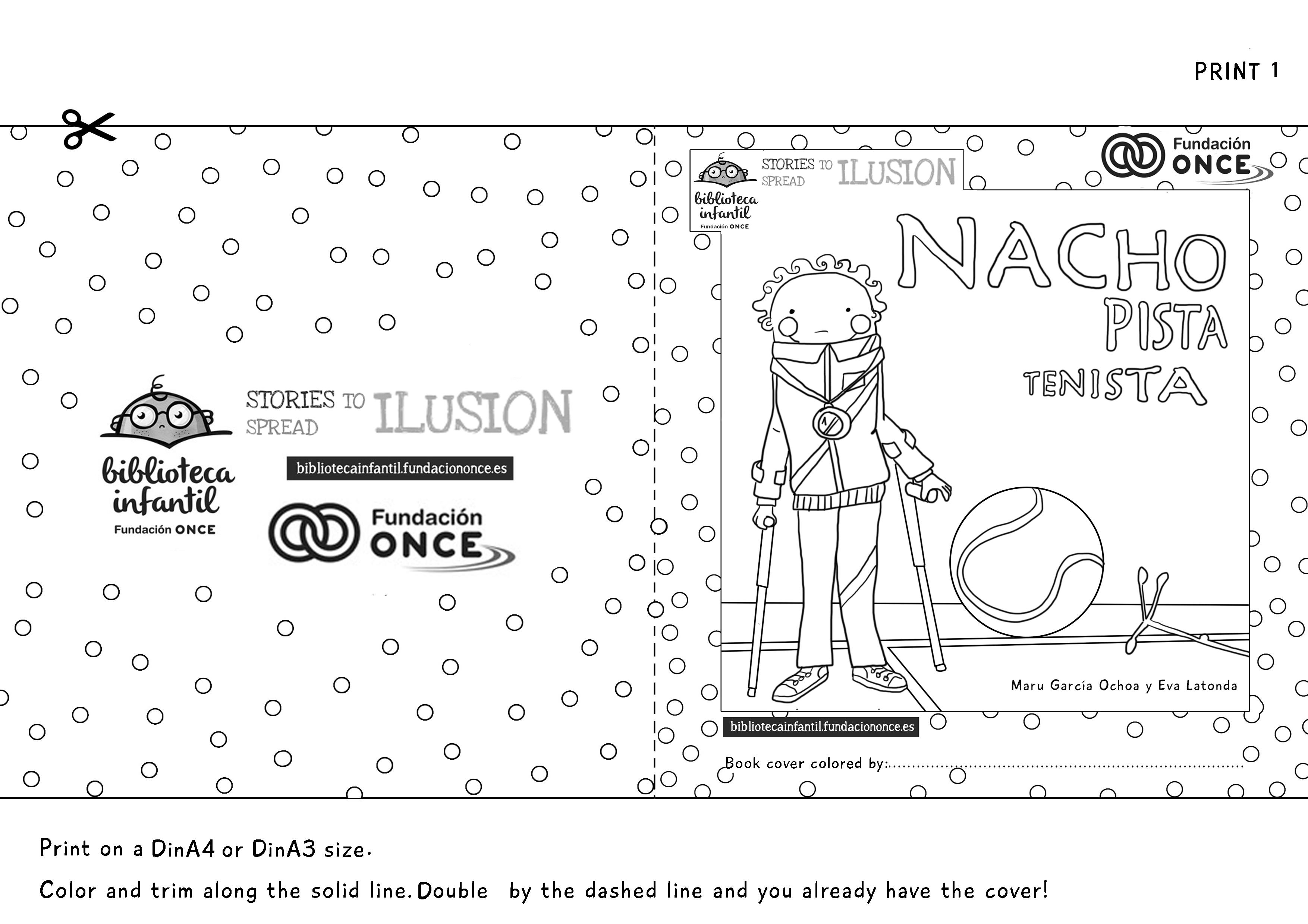 nachos coloring page.html